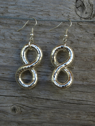 Snake Twist Earrings