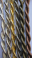 Silver Package (50 Snake Twists) Wholesale