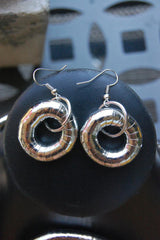 bendable earrings | twist jewelry