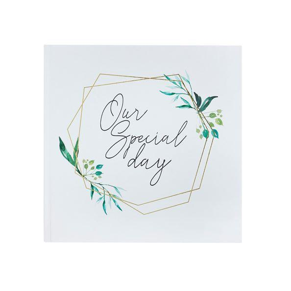 'Our Special Day' Wedding Guest Book