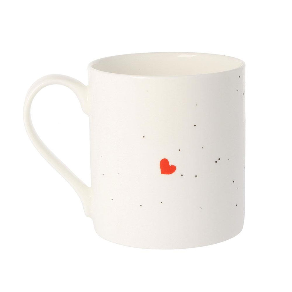 Sweetheart Cat Ceramic Mug
