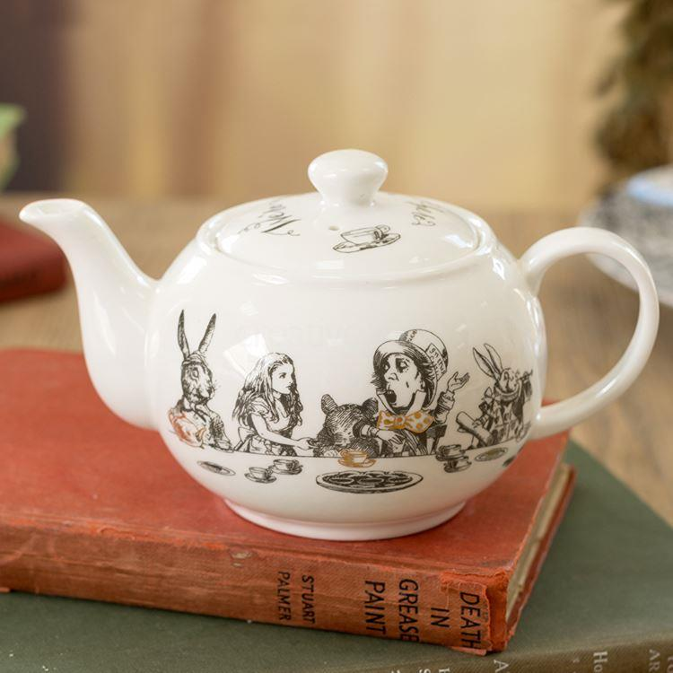 Alice in Wonderland Mini Tea Pot