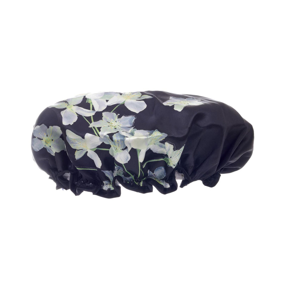 Midnight Breeze Shower Cap