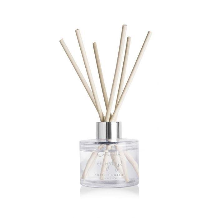 Sparkle Everyday Reed Diffuser | Metallic Silver