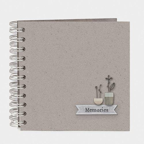 Flower Memories Guest Book