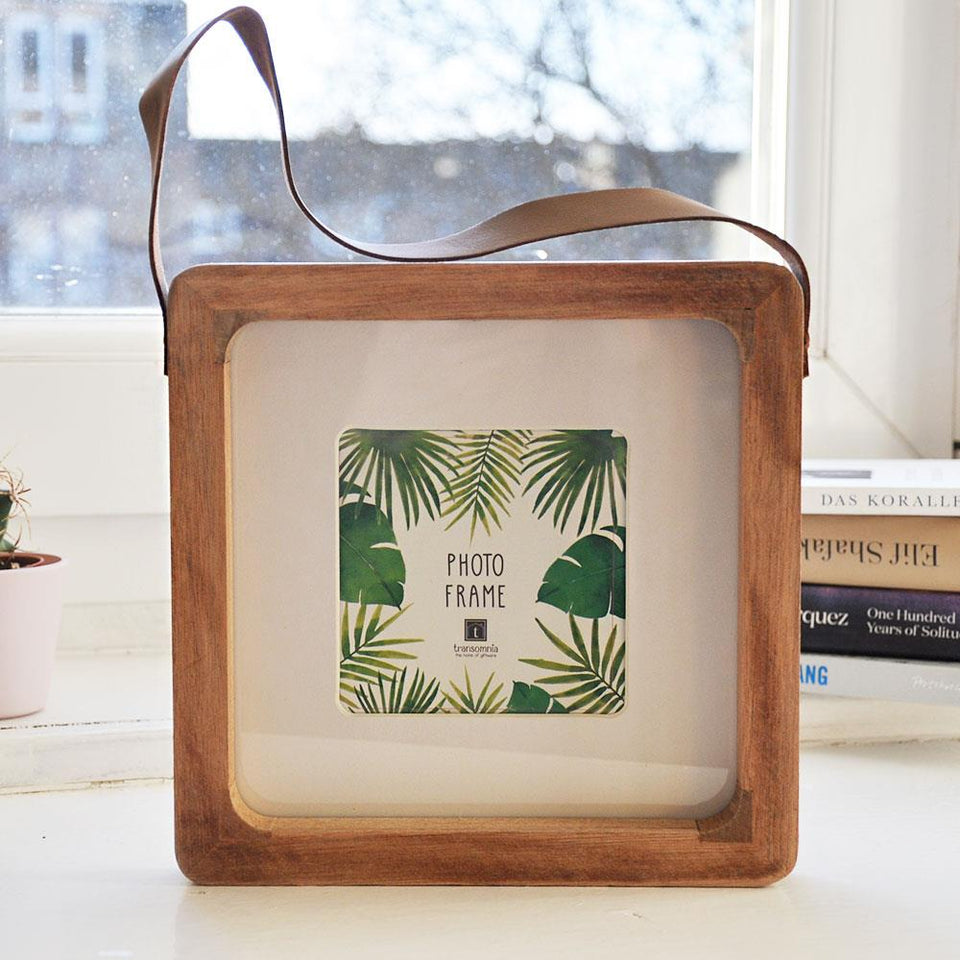 Knebworth Square Wooden Hanging Frame