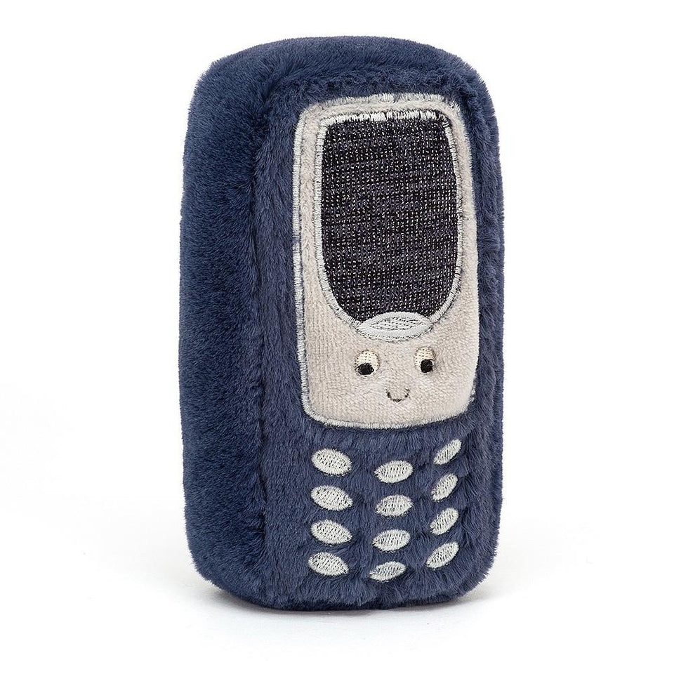 Wiggedy Phone Soft Toy