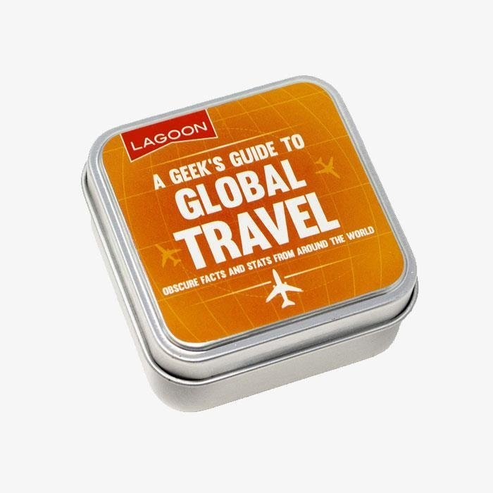A Geek's Guide To Global Travel