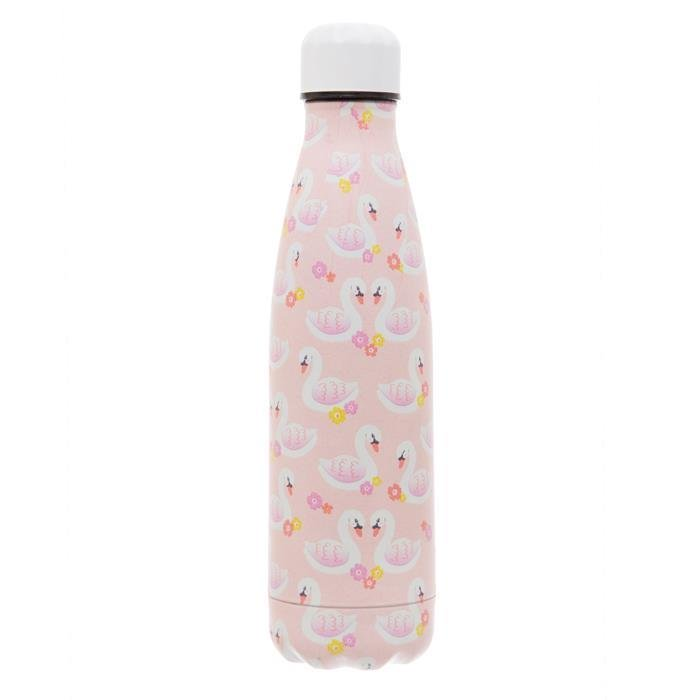 Freya Swan Steel Water Bottle