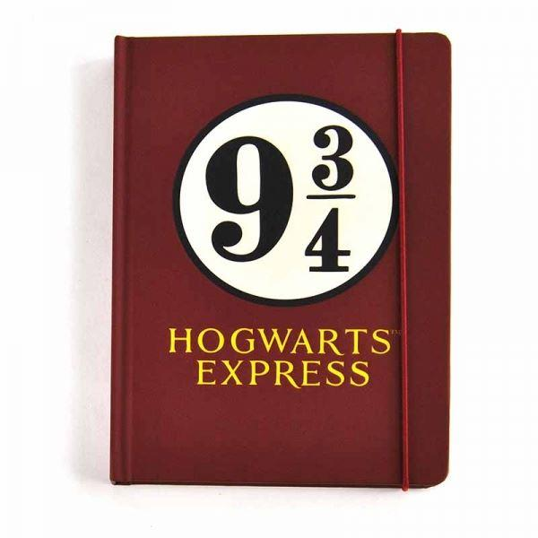 Harry Potter Platform 9 3/4 Notebook