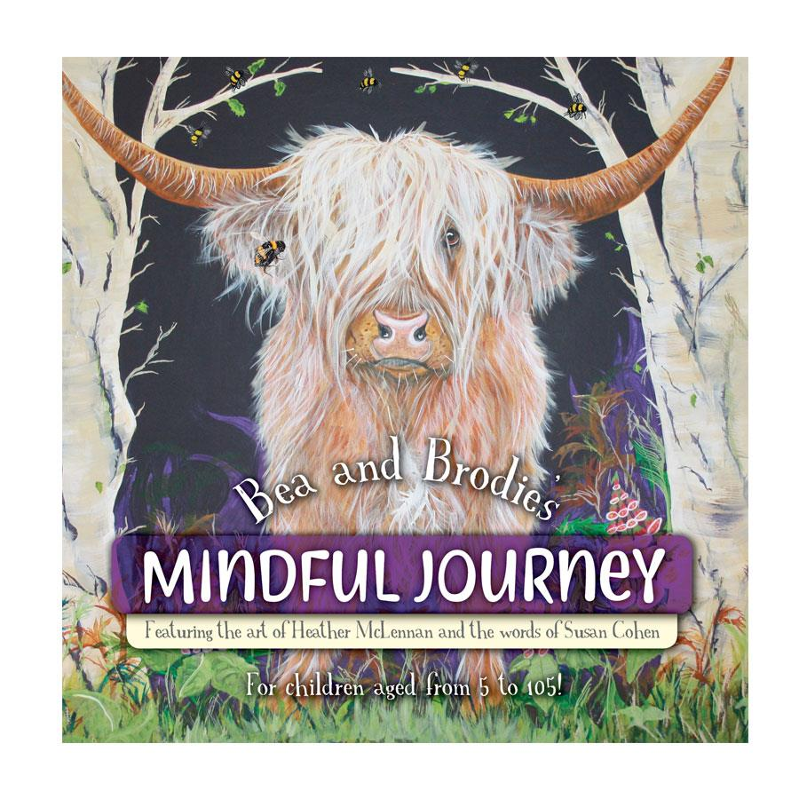 Bea and Brodies Mindful Journey Book