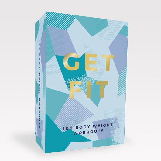 Get Fit Trivia Cards