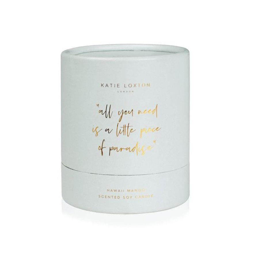 A Little Piece of Paradise Candle
