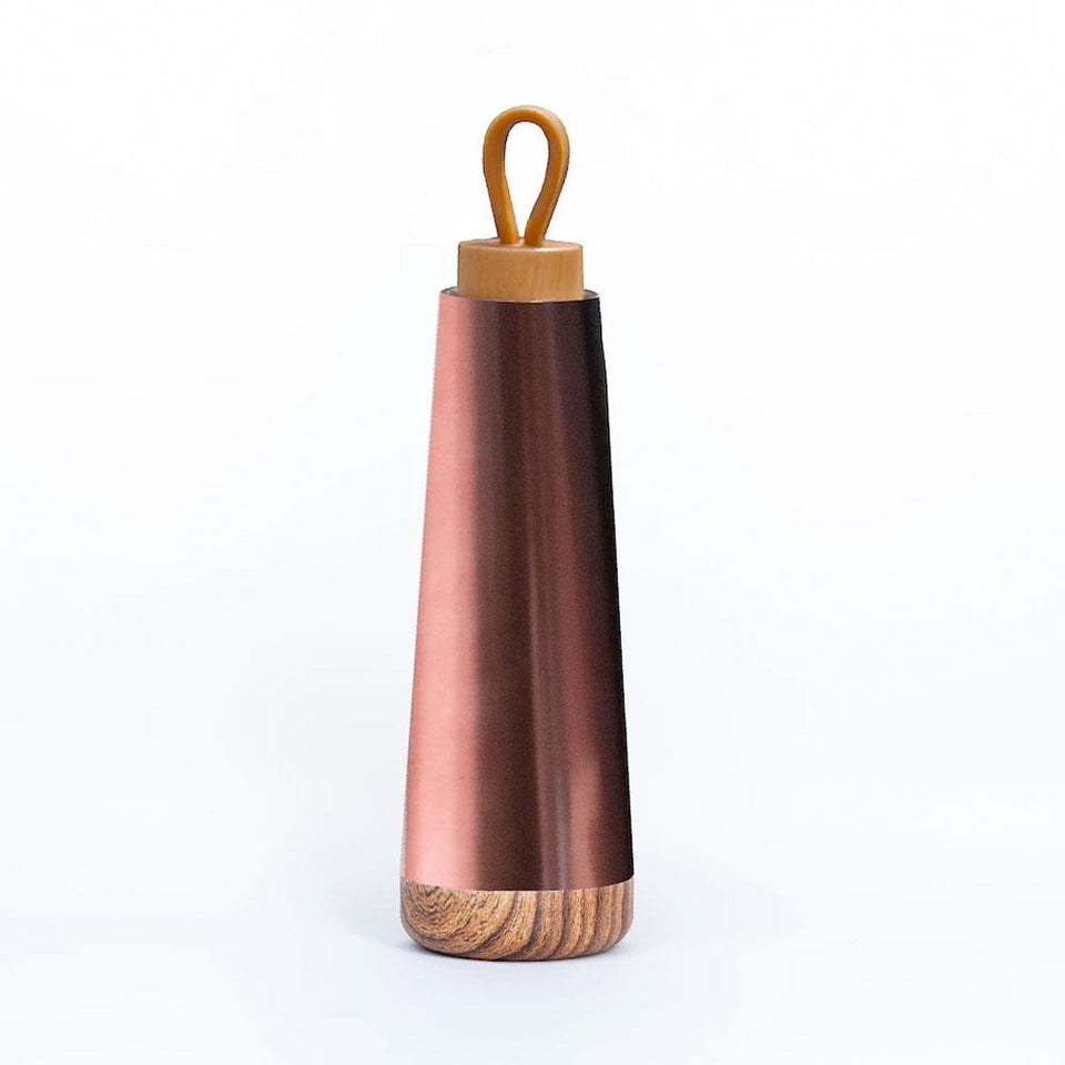 Bioloco Loop Copper Steel Water Bottle