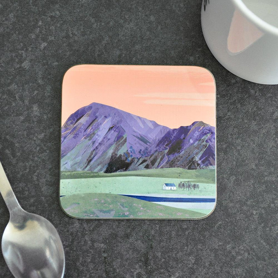 Scottish Glencoe Coaster