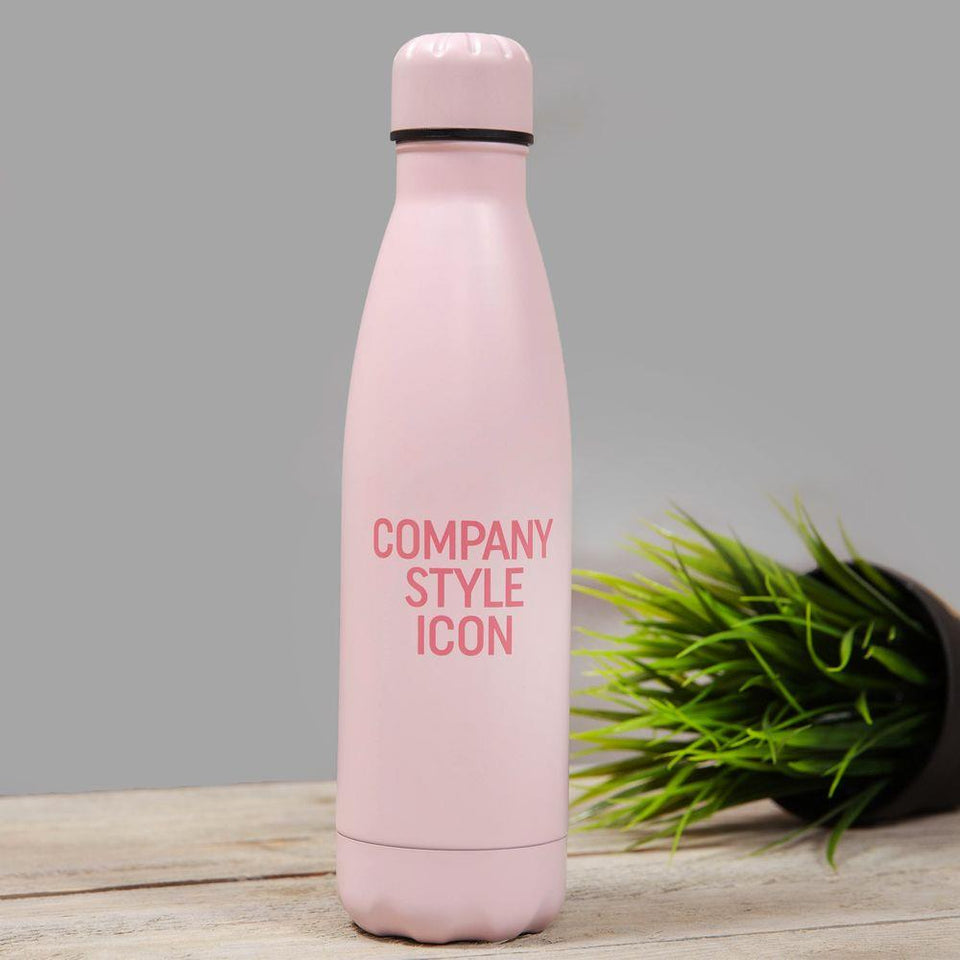 Company Style Icon The Office Aluminium Drinks Bottle