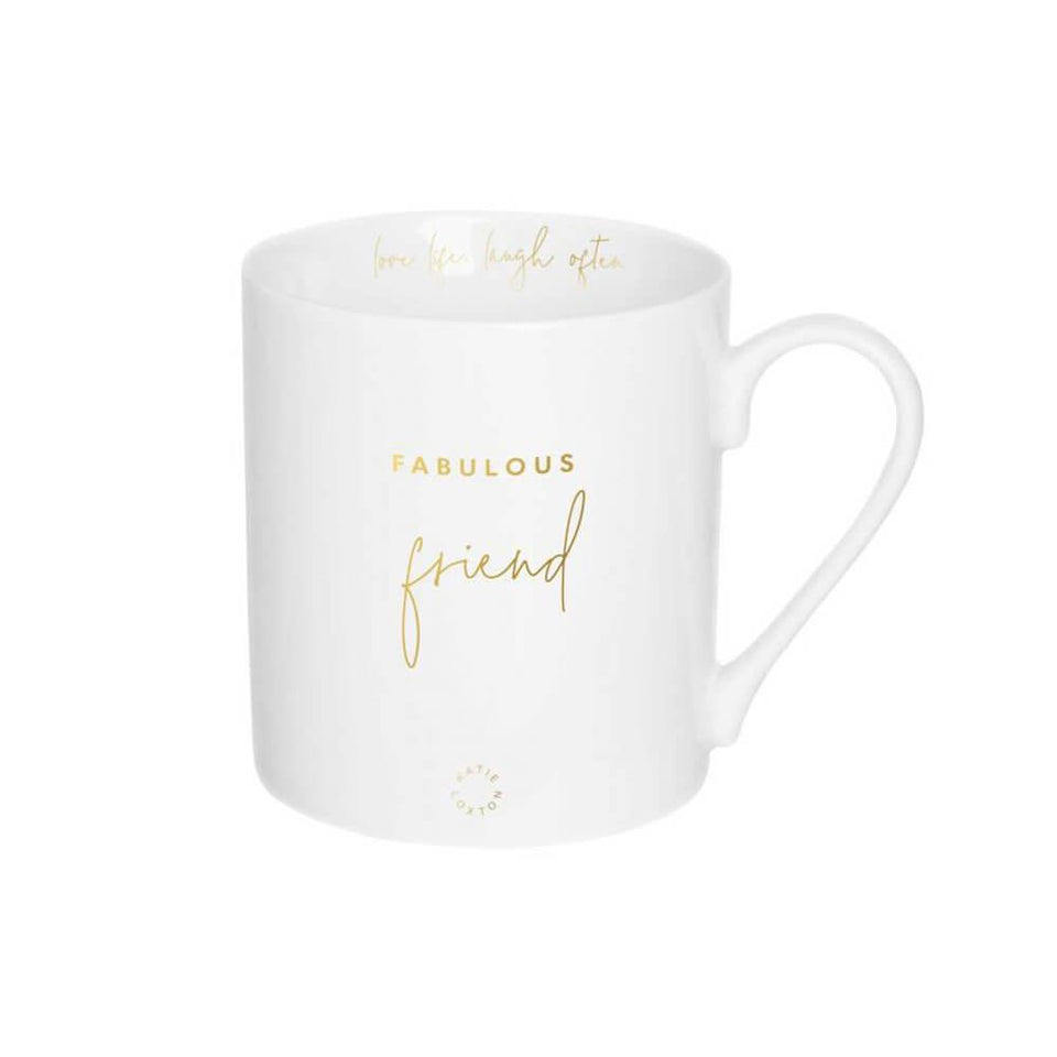 Fabulous Friend Porcelain Mug