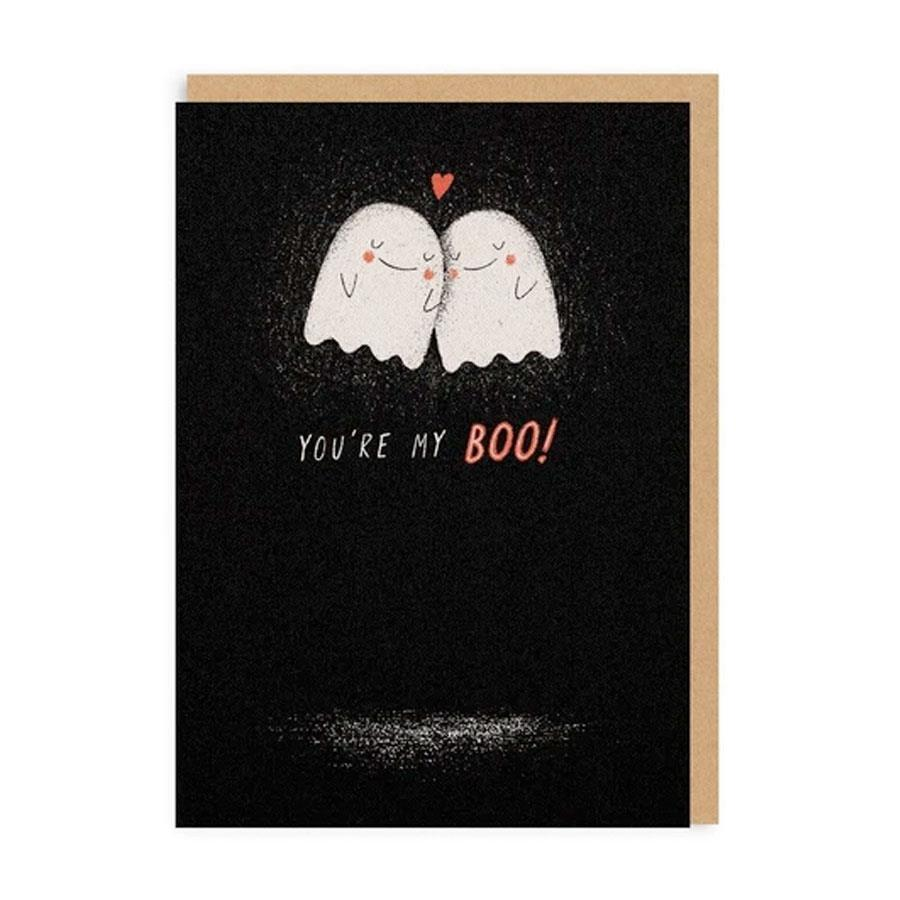 You're My Boo Love Greeting Card