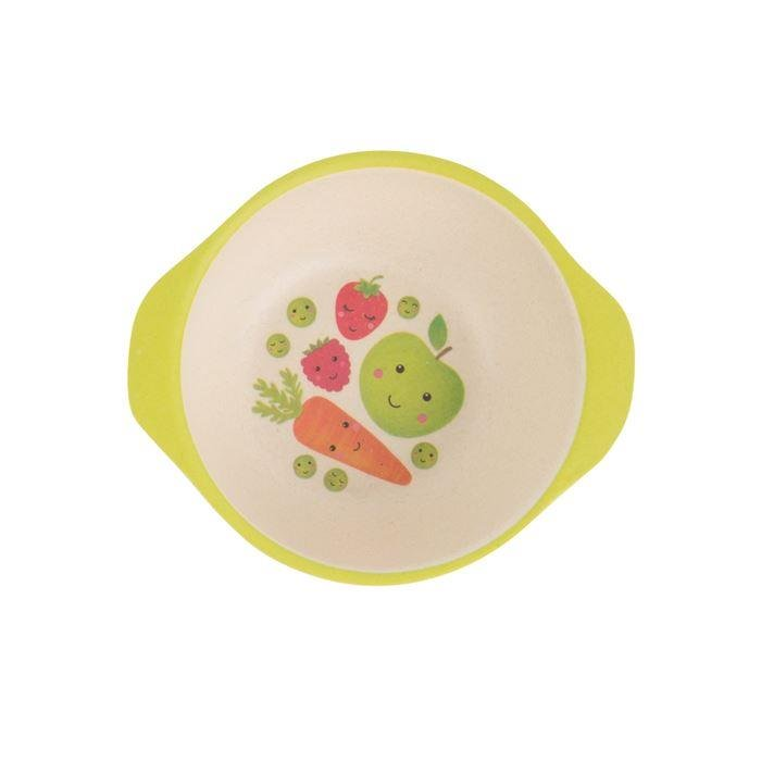 Happy Fruit & Veg Kid's Bowl