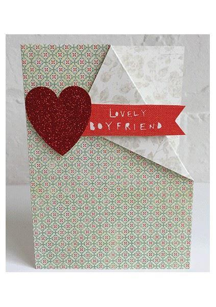 Lovely Boyfriend Card