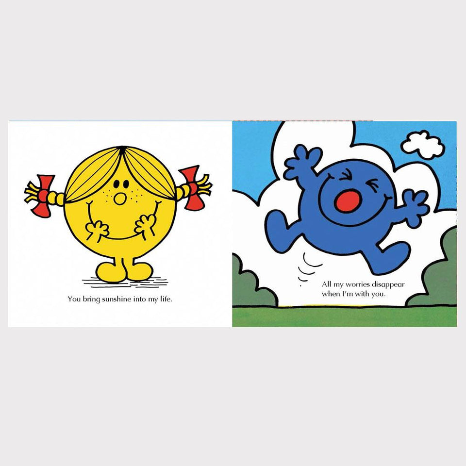 Love: Mr Men and Little Miss Book