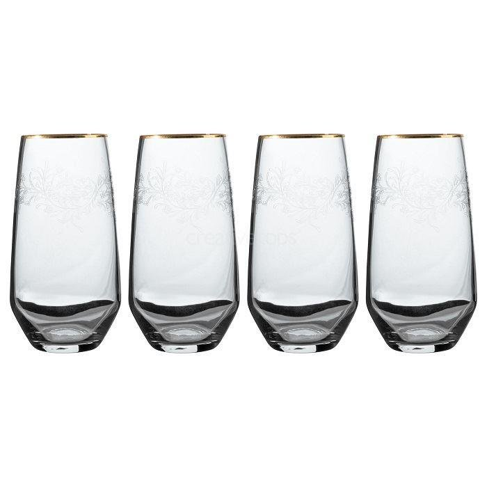 The Cole Collection Highball Glasses | Set of 4