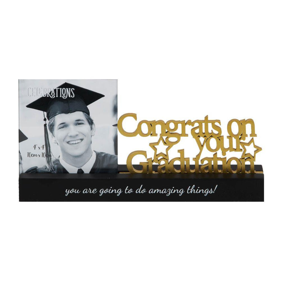 Graduation Celebrations Photo Frame
