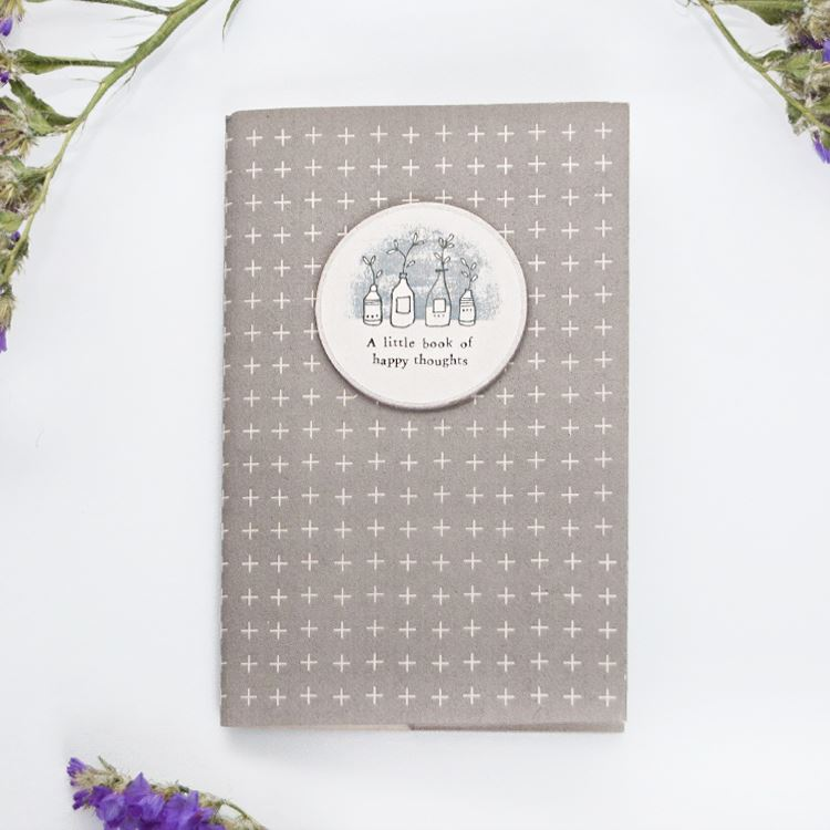 Small Book of Happy Thoughts Notebook