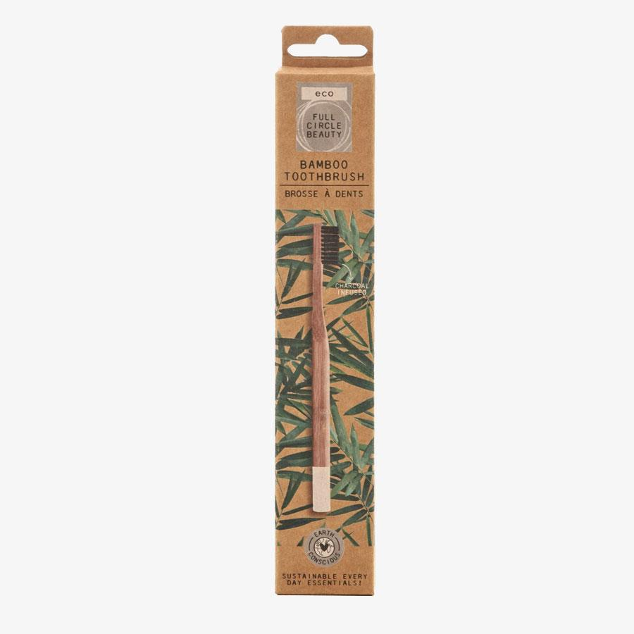 Clean & Green Bamboo Charcoal Toothbrush