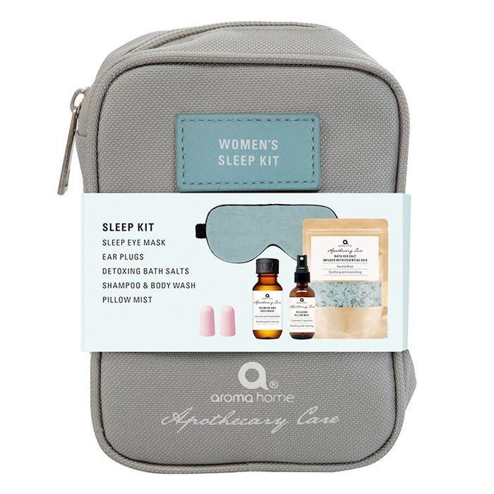 Women's Sleep Travel Kit