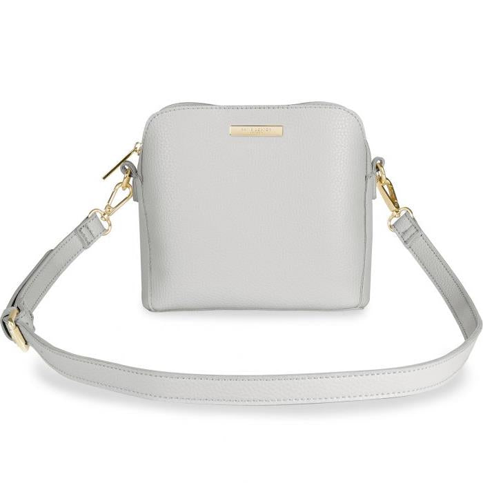 Bella Box Bag Taupe Grey
