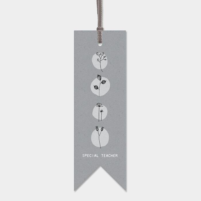 Special Teacher Bookmark