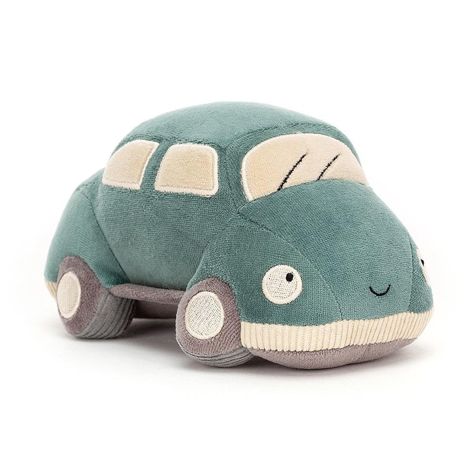 Wizzi Car Soft Toy