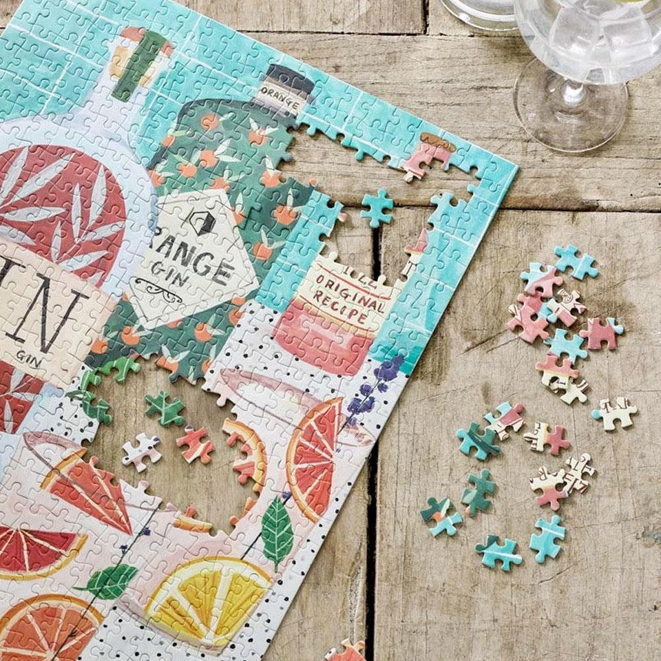 Pick Me Up  Gin Puzzle
