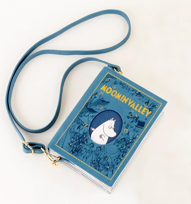 The World of ...Moomin Valley Book Bag