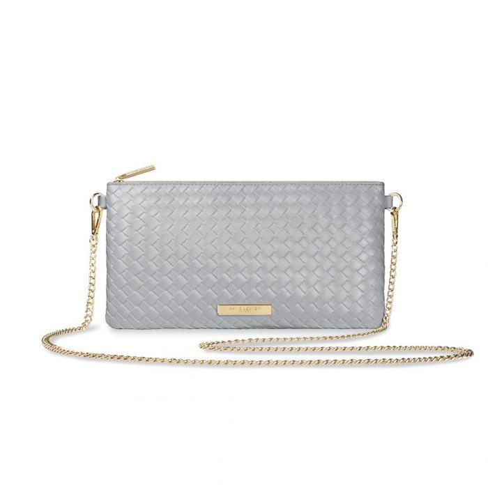 Grey Freya Cross Body Bag