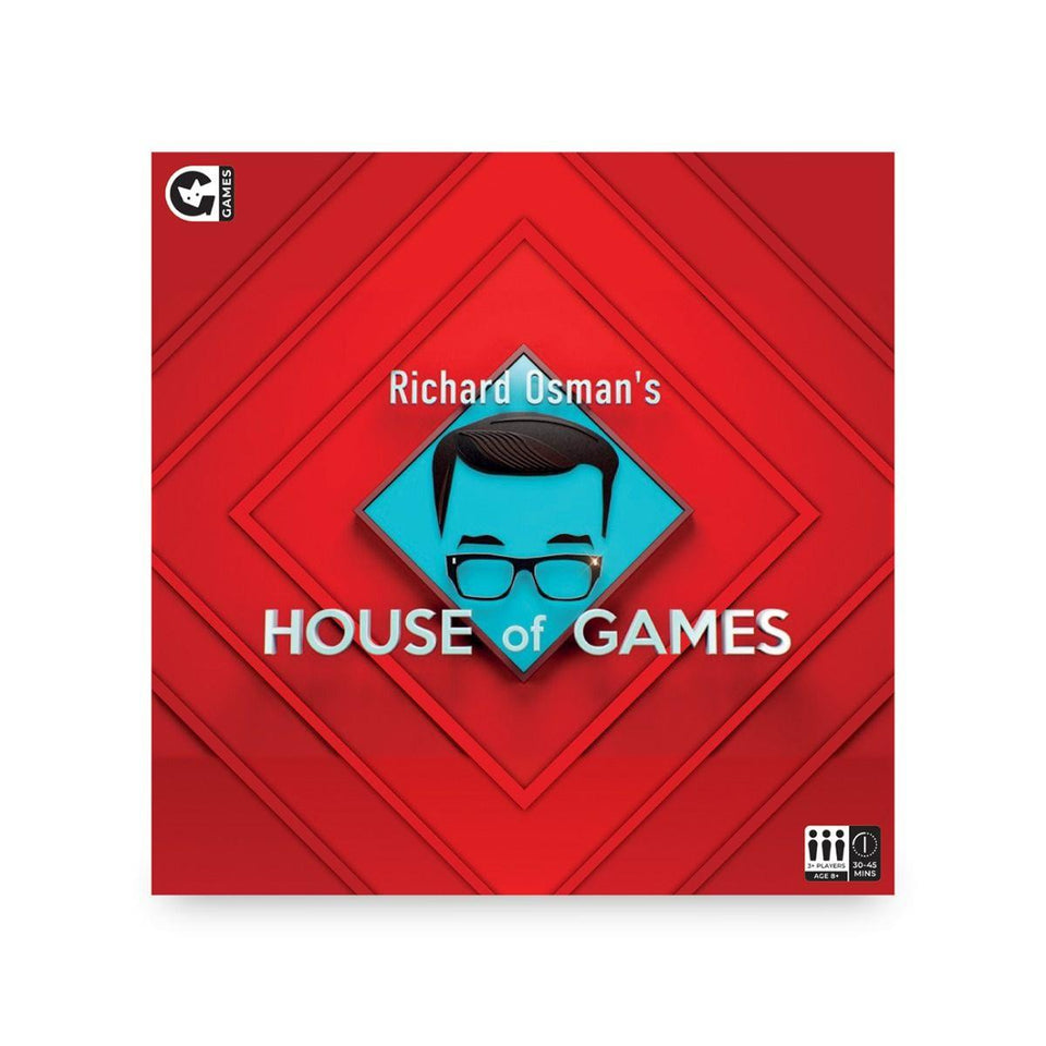 House Of Games Board Game