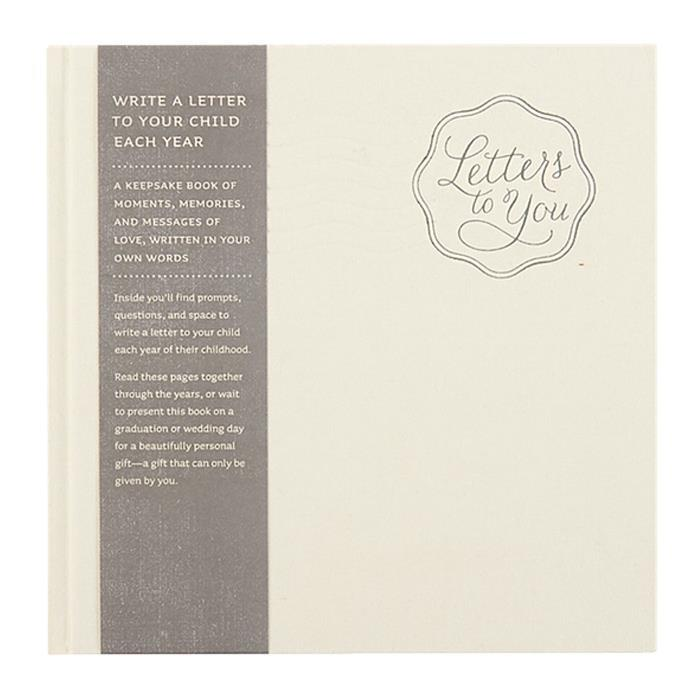 Letters To You Compendium Cloth Bound Journal