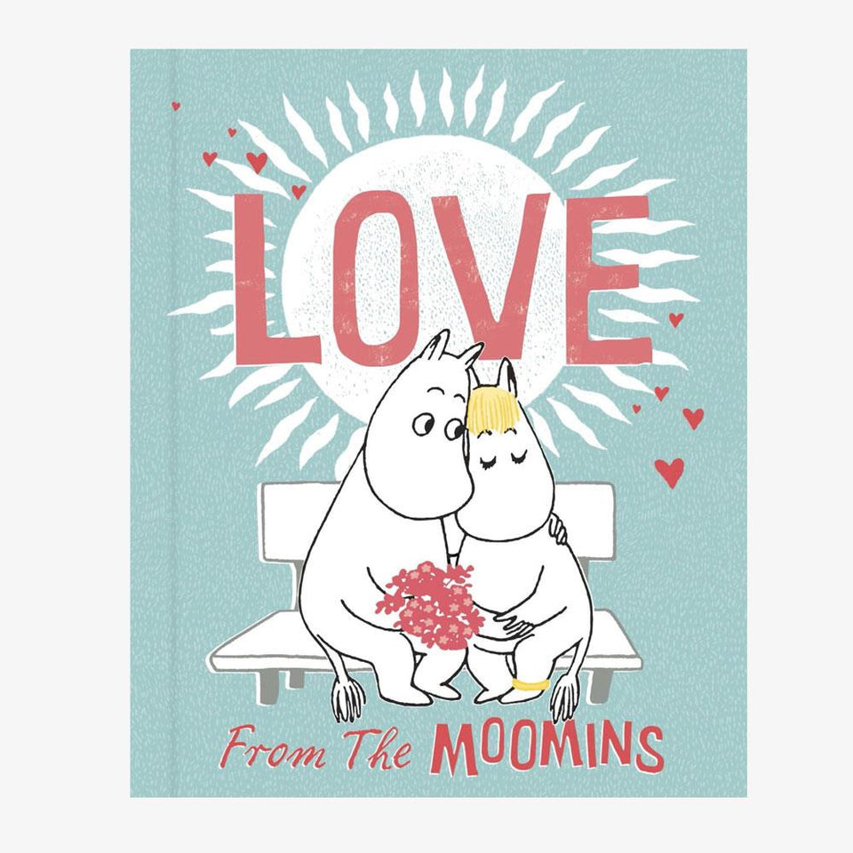 Love From The Moomins Book
