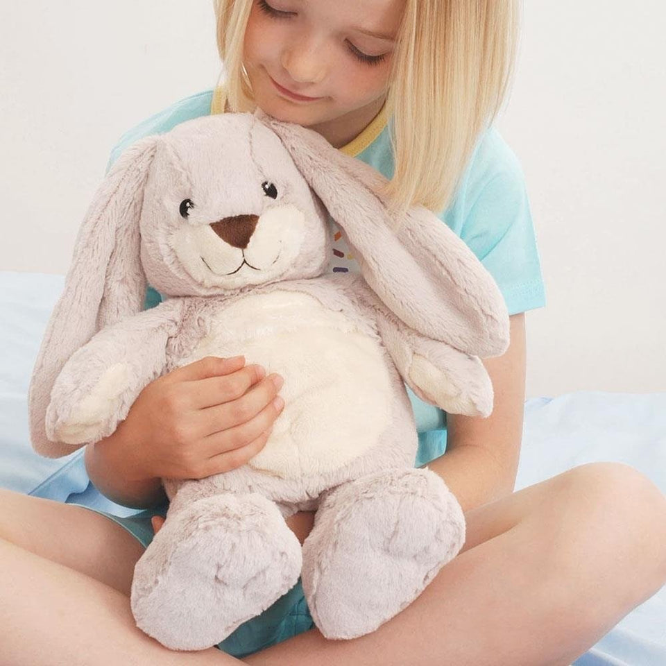 Rabbit Hot Huggs Soft Toy