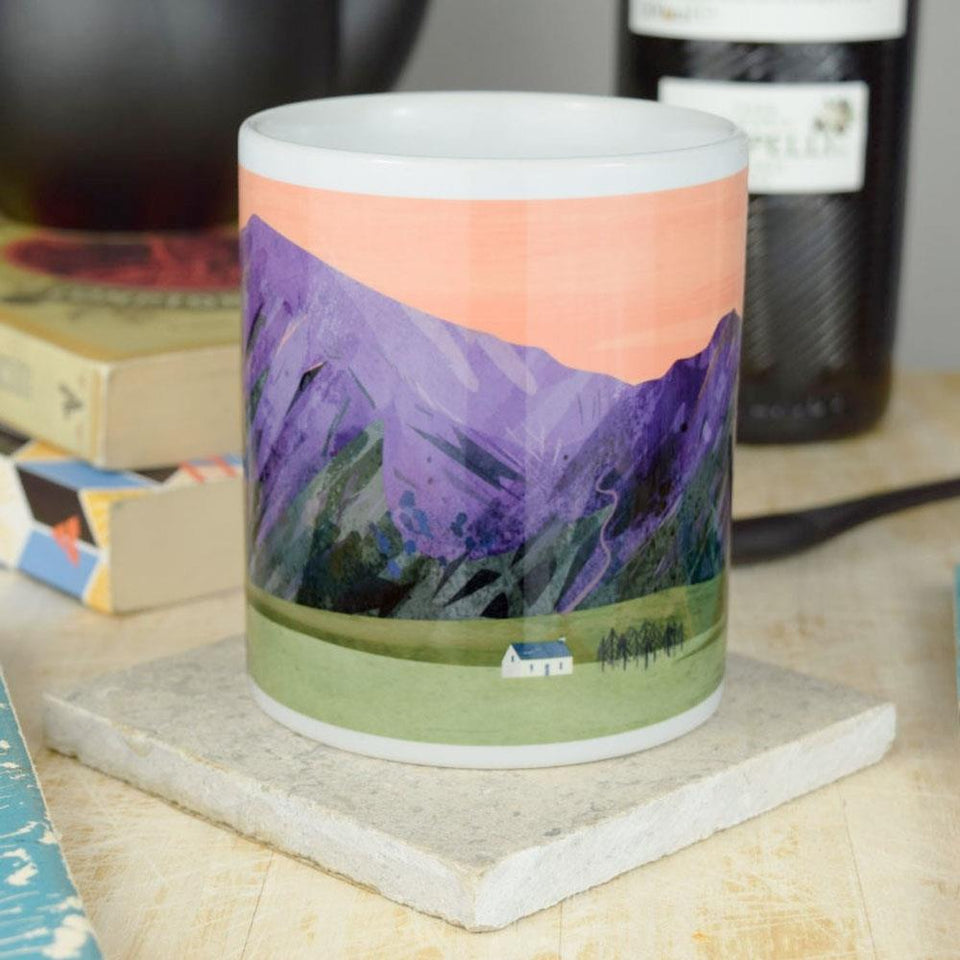 Glencoe Illustration Ceramic Mug