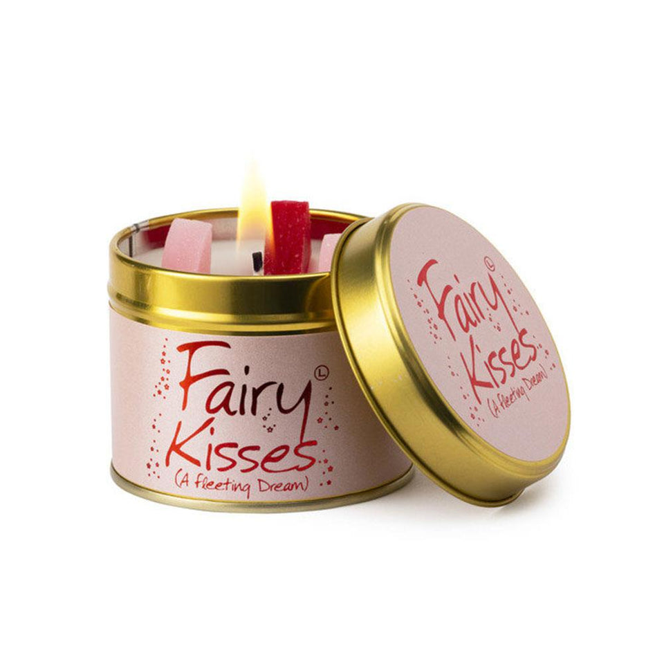 Fairy Kisses Candle Tin