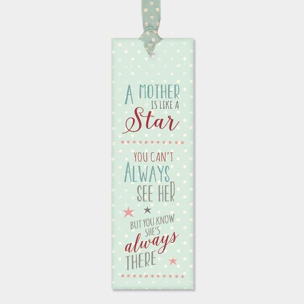 Mother Is Like A Star Bookmark