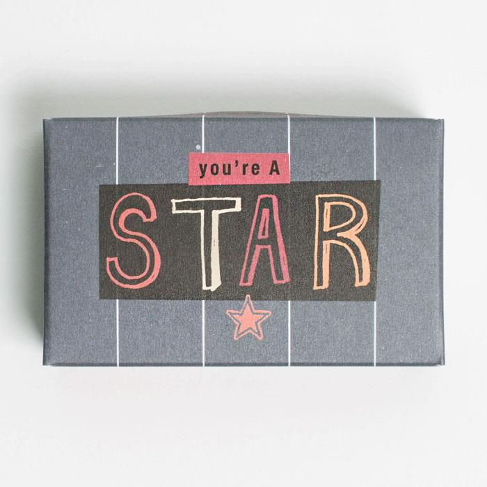 Barefoot You're A Star Soap Bar