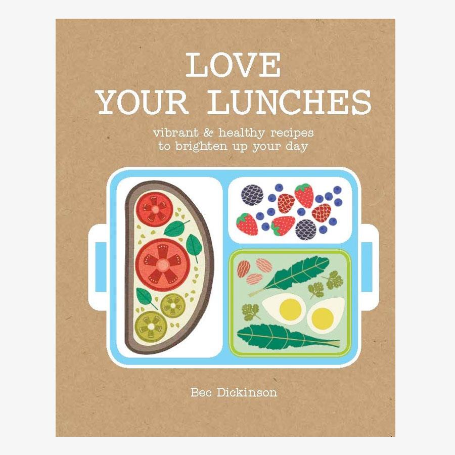 Love Your Lunches Book