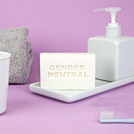 Gender Neutral Soap Bar