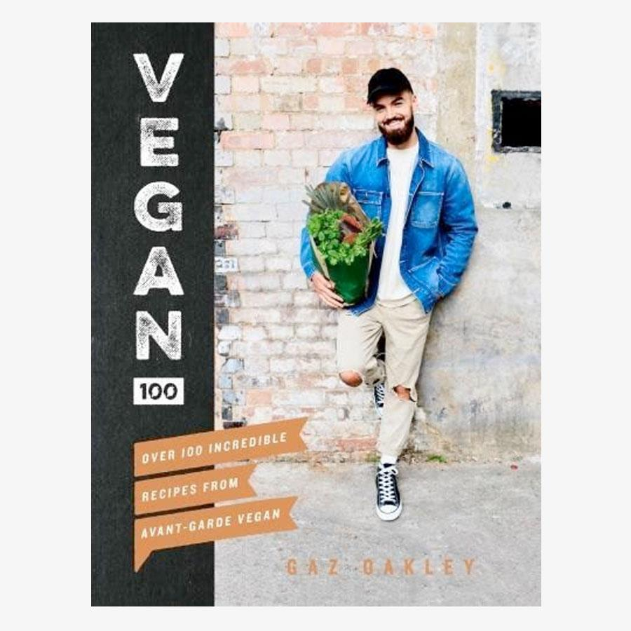 Vegan 100 Book