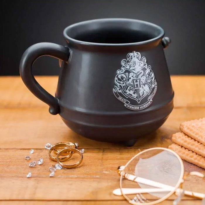 Cauldron Ceramic Mug