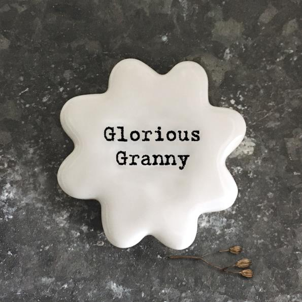 Glorious Granny Flower Token