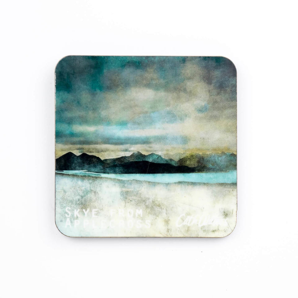 Skye from Bealach Fridge Magnet